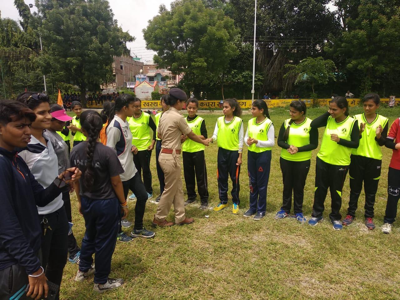 Inter School BaseBall Competition 2018