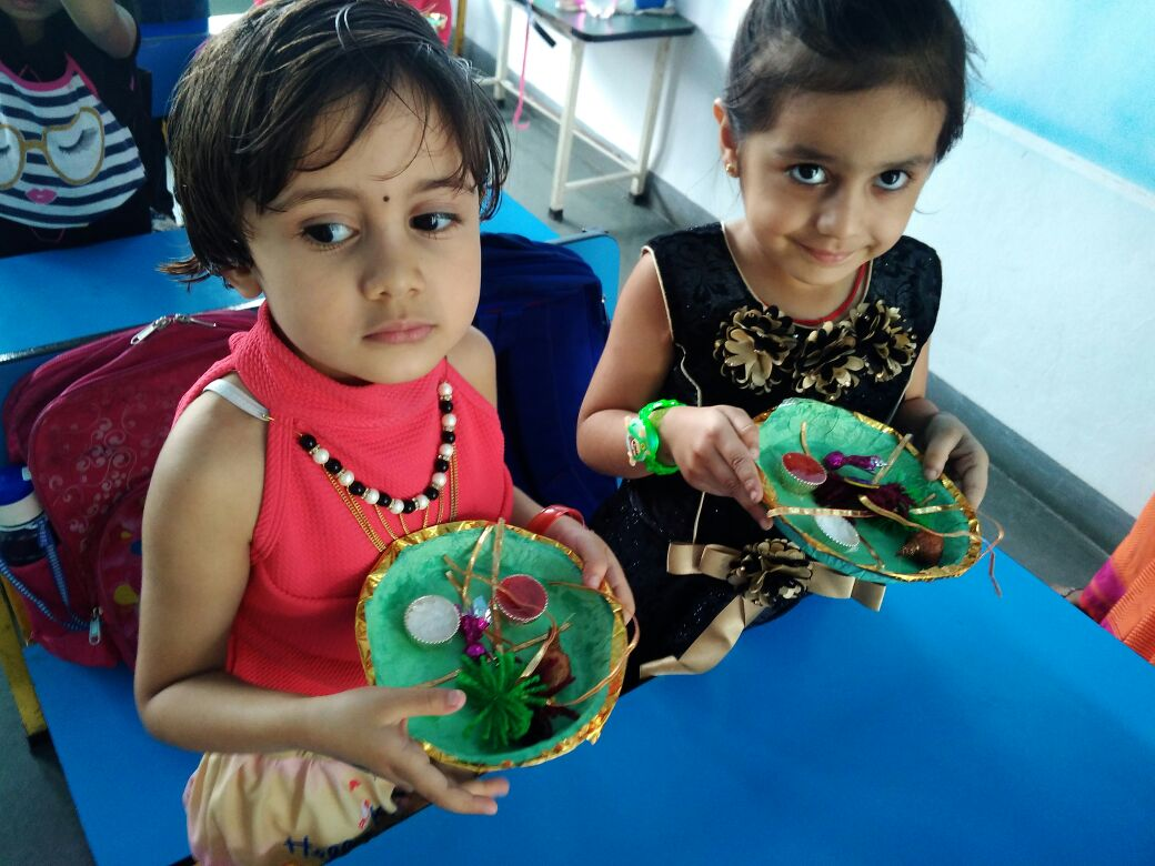 Rakhi Making Celebration