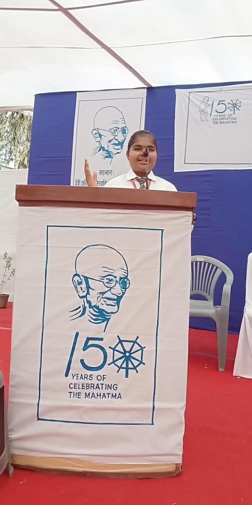 150th Gandhi Jayanti Celebration Best Question Award