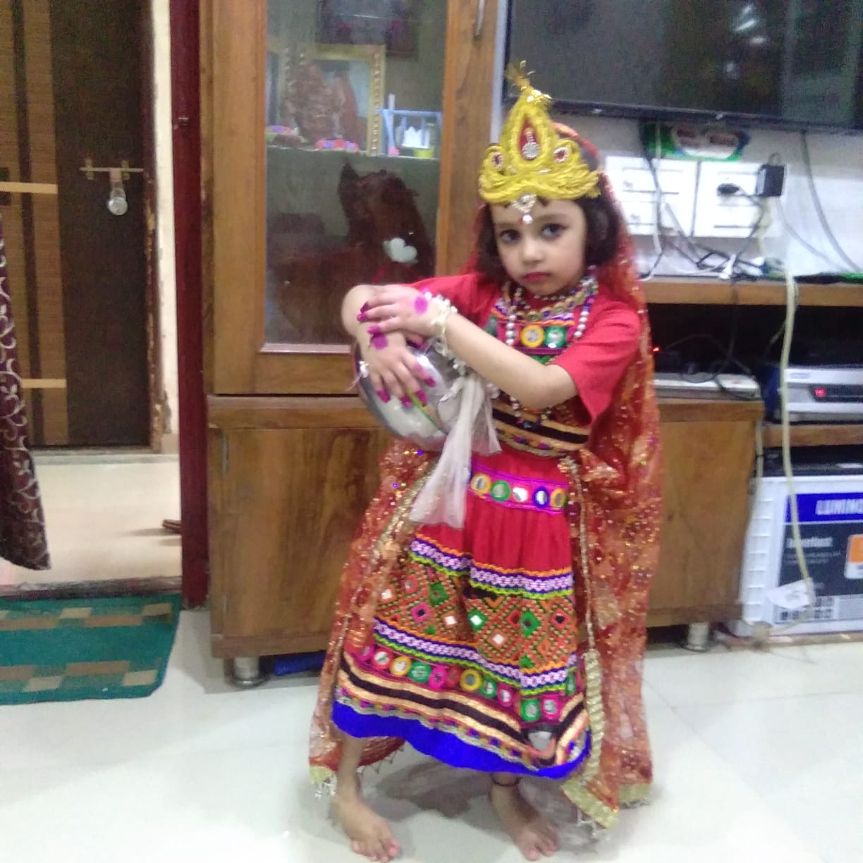 Pre-Primary Fancy Dress Competition