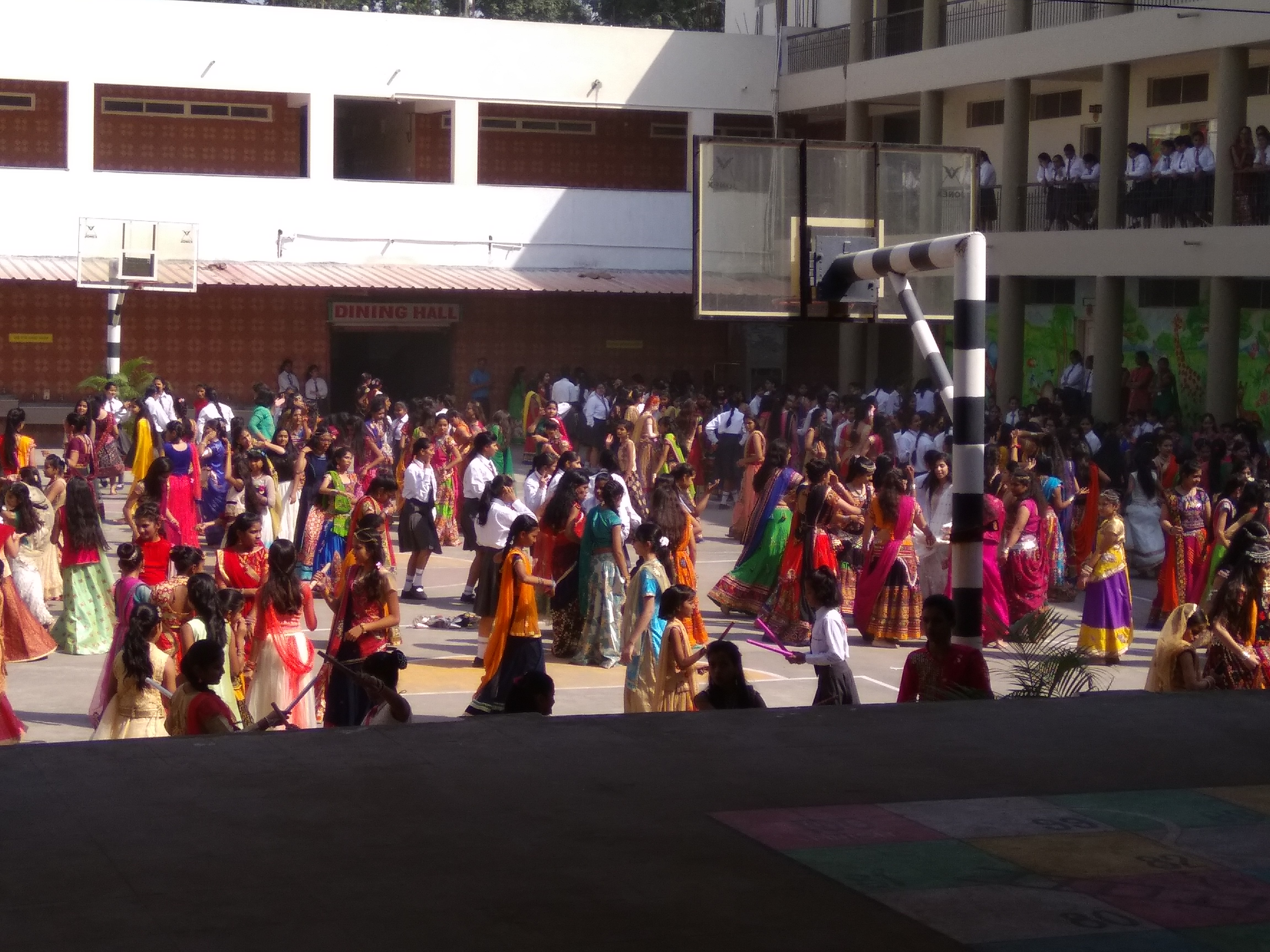 Navratri and Dusshera Celebration 2018